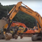 Экскаватор Hyundai R330LC 9S ООО «ТрансСервис» Тюмень