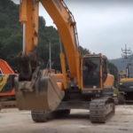 Экскаватор Hyundai R330LC 9S ООО «ТрансСервис»