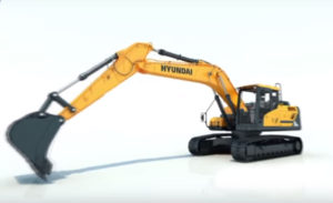 Экскаватор Hyundai R330LC 9S Тюмень