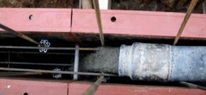 Опалубка для бетона при монолитных работах