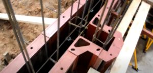 металлическая опалубка для монолитных работ