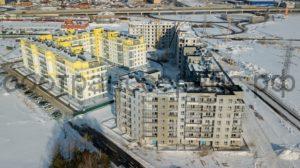 строительство многоэтажных жилых домов Тюмень