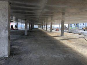 Возведение монолитного паркинга на ЖК «Среда» - 5