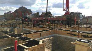 Собственный парк строительной техники для возведения многоэтажных жилых домов