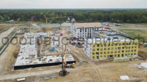 Тюмень Строительство многоэтажных жилых домов